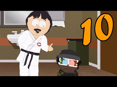 Новый пердёж! (South Park: The Stick of Truth) #10
