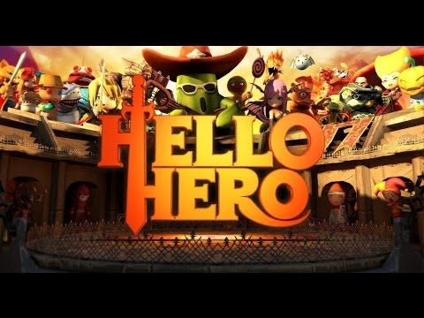 Эпичная RPG для Android - Hello Hero.