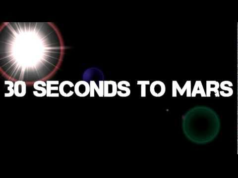 30 Seconds to Mars - Oblivion - w/Lyrics