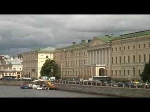 АКВАРИУМ WHITE NIGHTS St.Petersburg Part 4 BG   Кони Без Предела