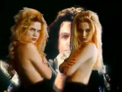 INXS-Suicide Blonde.(1990)  Original Video.