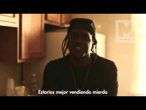 Pusha T - Exodus 23:1 (feat. The-Dream) (Young Money Diss) (Subtitulado)