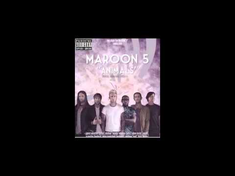 Maroon 5 - Animals 5 Hours