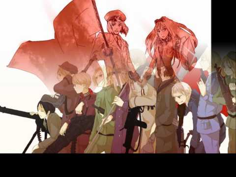 Hetalia - Himno de la URSS / Anthem of the USSR / Гимн СССР