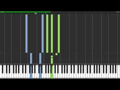 Roxette - Listen To Your Heart/piano tutorial/