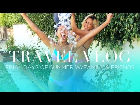 Final Days of Summer: MAYA'S WORLD VLOG Ep.21