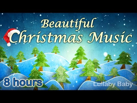 ✰ 8 HOURS ✰ CHRISTMAS MUSIC Instrumental ✰ Christmas Songs Playlist ✰ Peaceful Piano Medley Carols