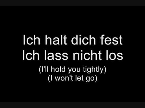 Oomph! - Bis zum Schluss (Lyrics w/ English Translation)